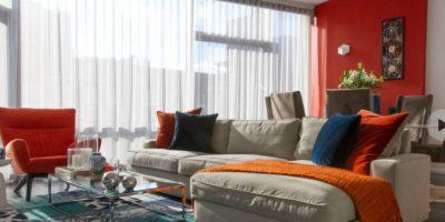 Diseño por: BHAVIN TAYLOR DESIGN Foto:https://www.homify.com.mx/fotografia/13130/hells-kitchen-penthouse