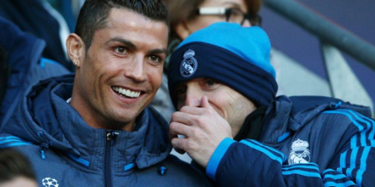 Confirma Zidane que Cristiano sí va a jugar con Real Madrid ante el City