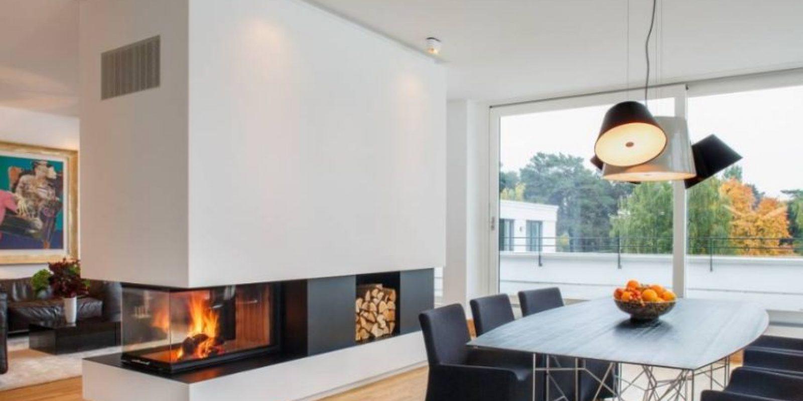 Diseño por: KJUBIK INNENARCHITEKTUR Foto:https://www.homify.com.mx/fotografia/1077679/penthouse-berlin