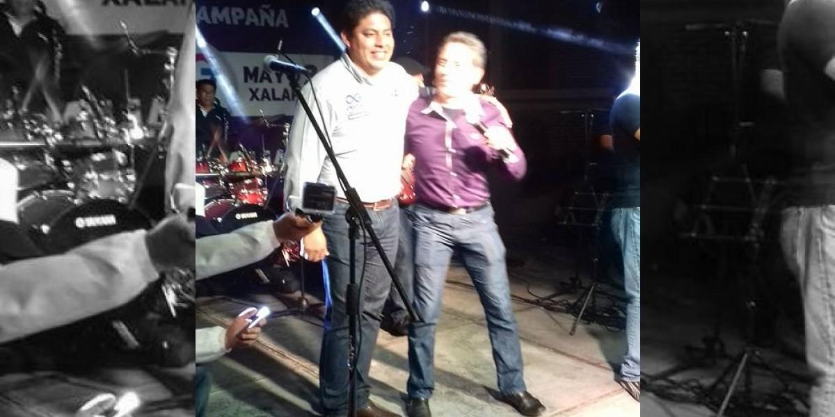 Invita Orfilio García a luchar por mejorar calidad de vida en Xalapa