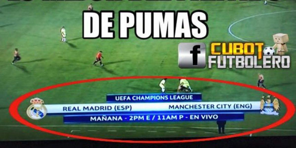 FOTOS: Los memes del Pumas vs. Táchira en Copa Libertadores