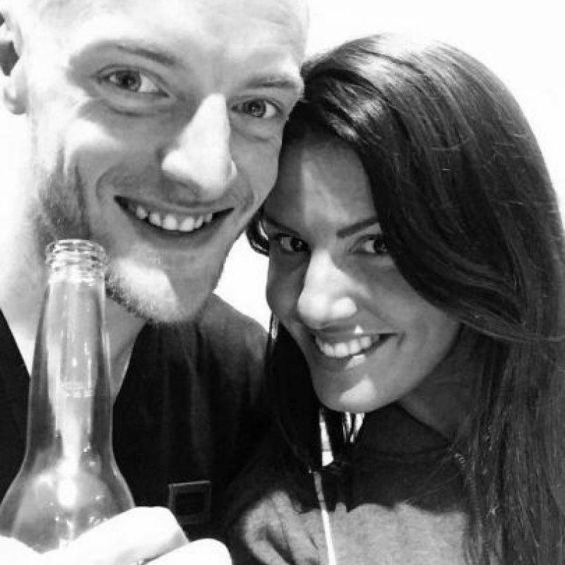 Pues es la esposa de Jamie Vardy. Foto:Vía instagram.com/beckyvardy