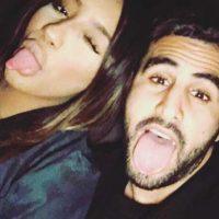 Es la esposa de Riyad Mahrez, el MVP de la temporada en la Premier League. Foto:Vía instagram.com/ritamahrez