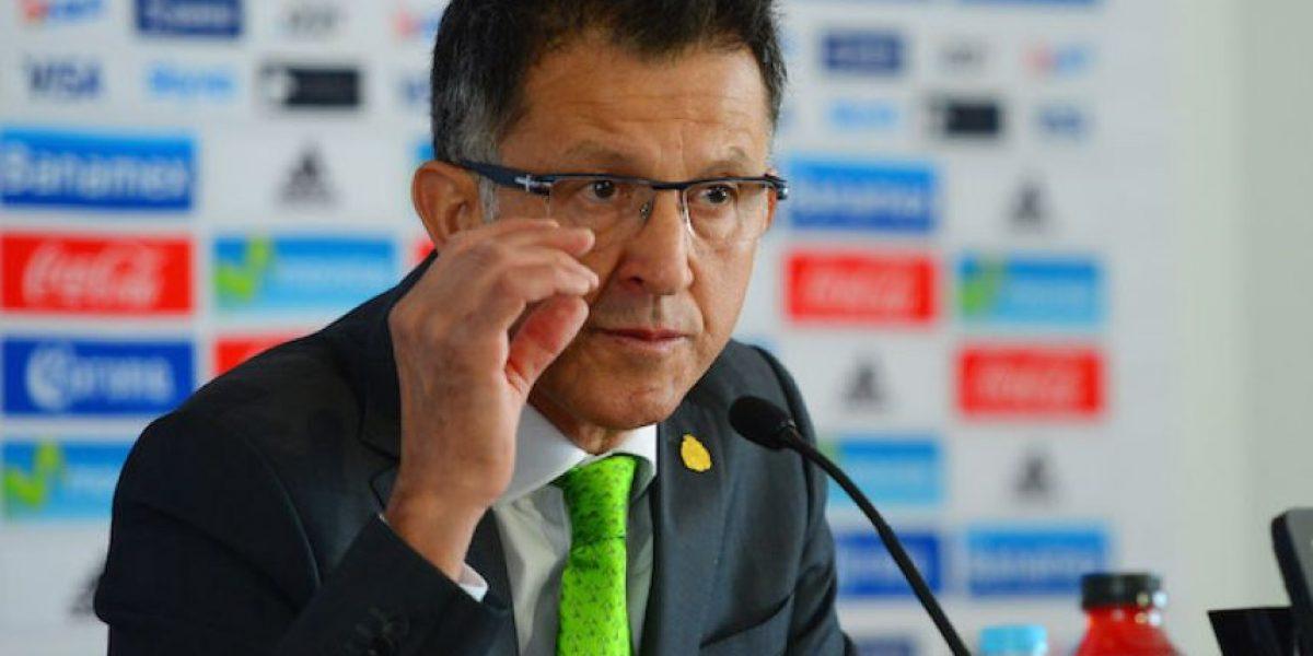 Reconoce Osorio que Pulido no es llamado al Tri por problema con Tigres