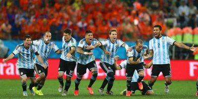 1. Argentina / Mundiales= 2 / Copa América= 14 Foto:Getty Images