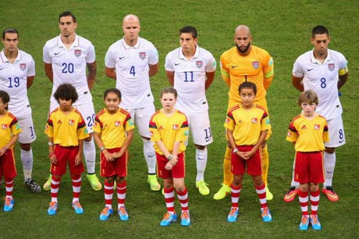 15. Estados Unidos / Mundiales=0 / Copa Oro=5 Foto:Getty Images