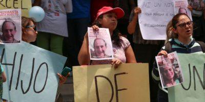 Exigieron la investigación del caso. Foto:Cuartoscuro