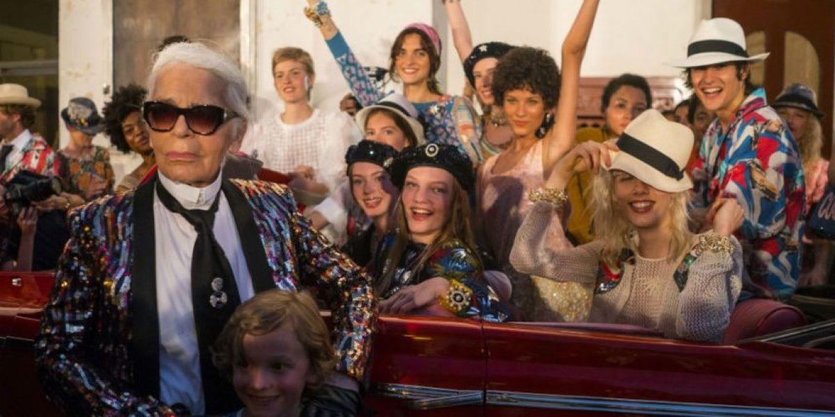 Cuba recibe el primer desfile de Chanel en Latinoamérica