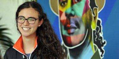 En lo que va del año, Olga Medrano ha ganado dos competencias internacionales de matemáticas, una fue el Romanian Master of Mathematics Foto:Especial