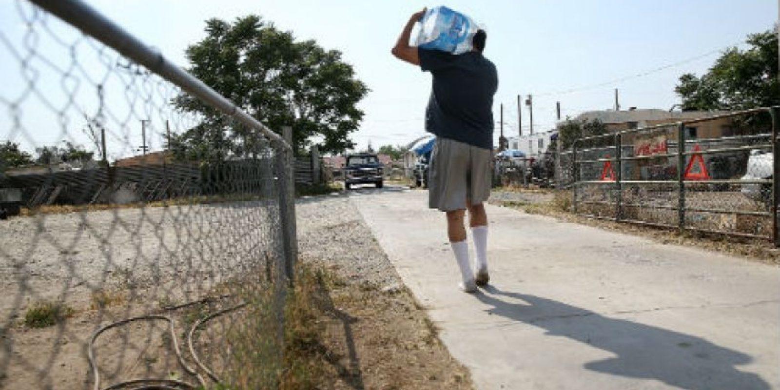 De acuerdo con el doctor Lee Jong-wook, que fue director general de la Organización Mundial de la Salud, el agua es uno de los principales motores de la salud pública. Foto:Getty Images