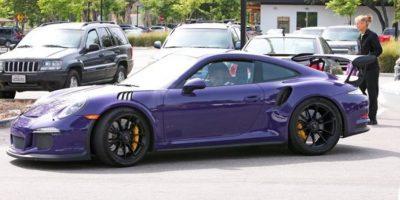 Un Porsche 911 GT3 RS Foto:Grosby Group