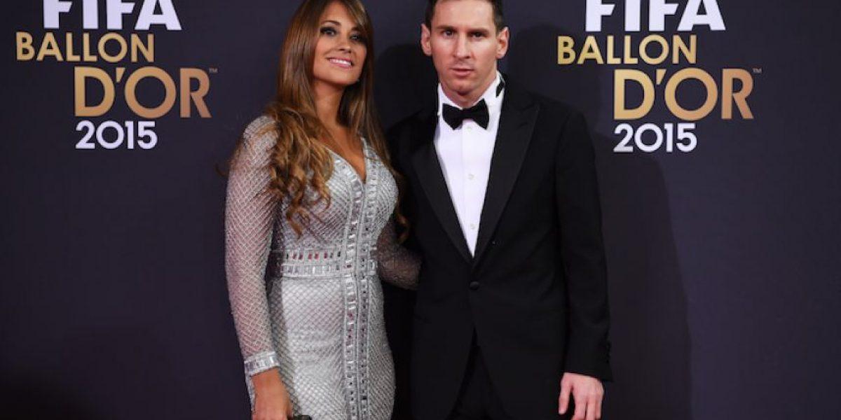 La esposa de Messi y su nula relación con el resto de WAGs del Barça