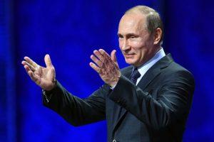 Vladimir Putin. Presidente de Rusia. Foto:Getty Images