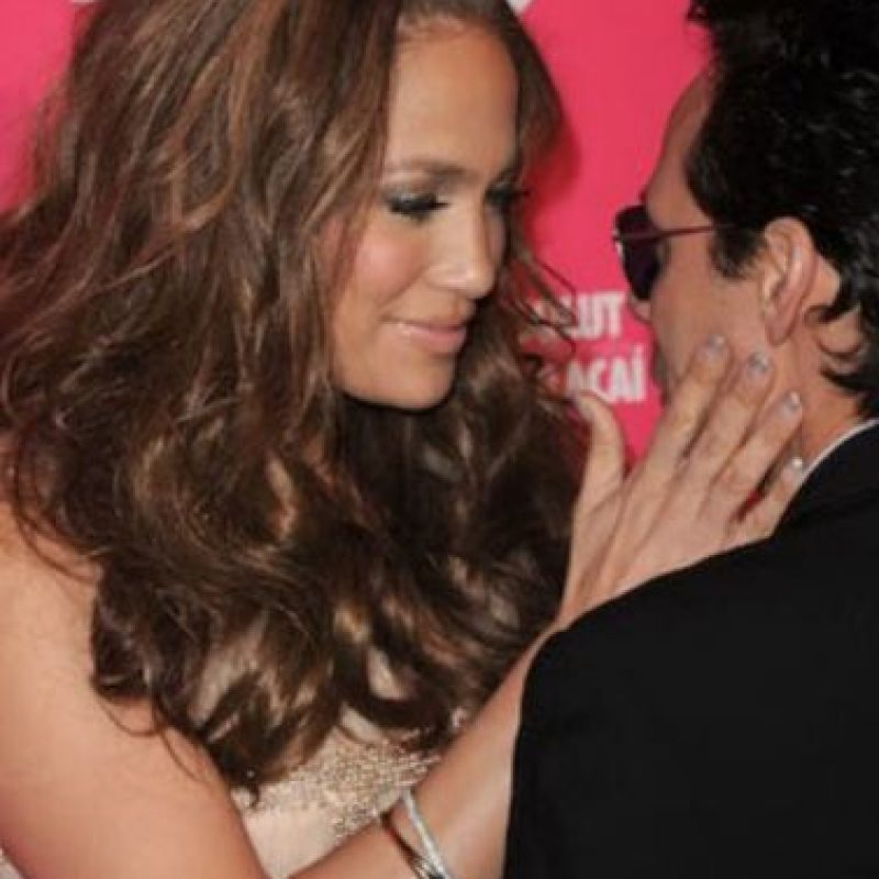 Con quien estuvo casado de 2004 a 2014. Foto:Getty Images