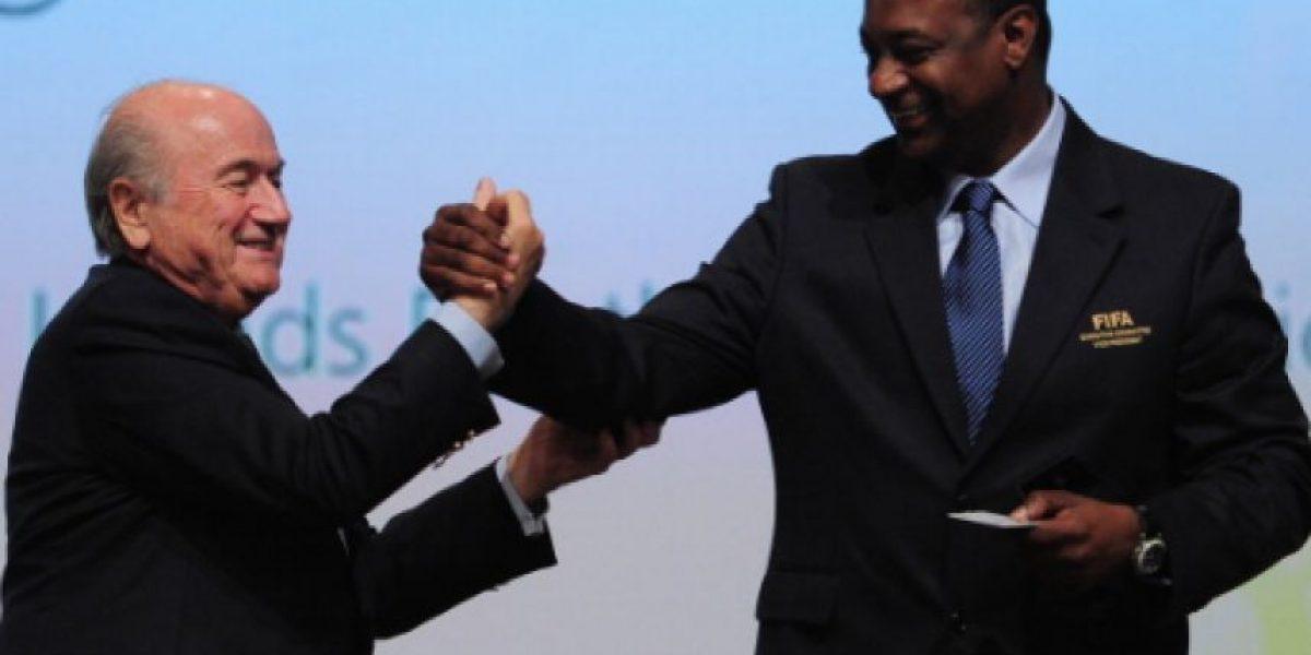 Piden sanción de por vida para ex viepresidente de la FIFA