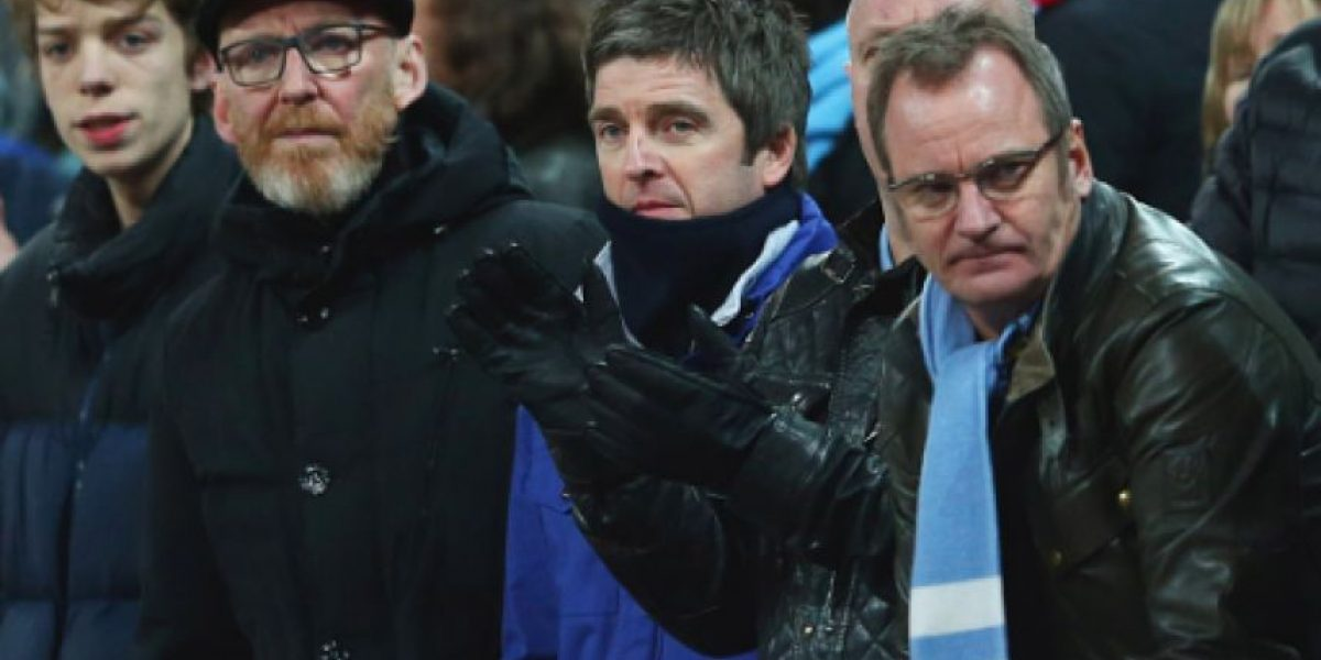Noel Gallagher, ex vocalista de Oasis da su pronóstico para el Madrid-City