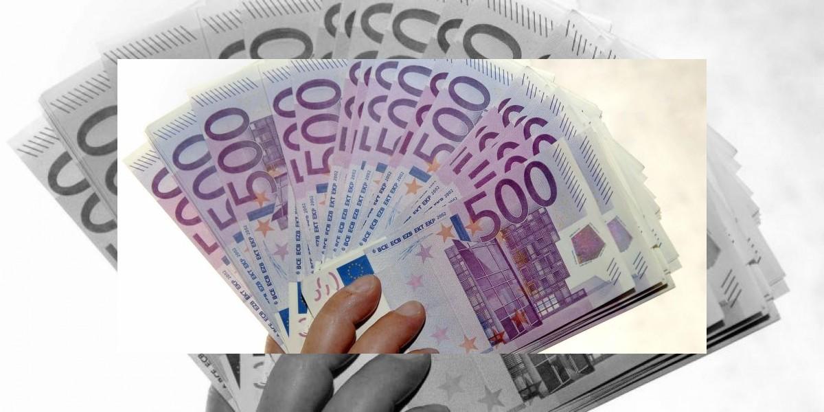 BCE dejará de producir billete de 500 euros