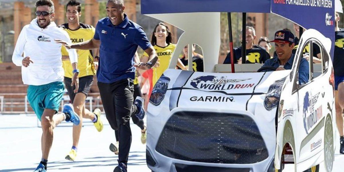 ENTREVISTA: Collin Jackson; Correr por los que no pueden