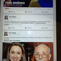Posteriormente surgió un nuevo mensaje donde se ofrecía una disculpa Foto:Facebook