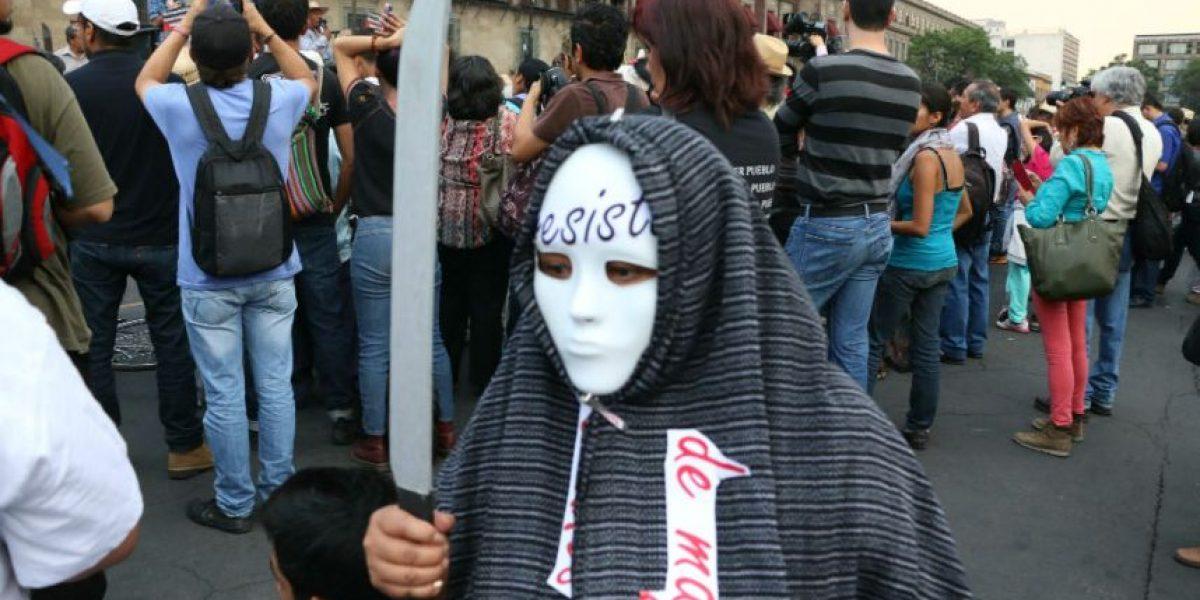 Pobladores de Atenco amagan con frenar construcción del NAICM