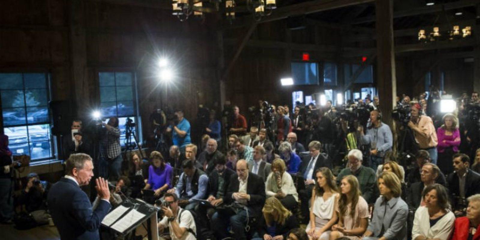 La Convención Nacional Republicana se celebrará en julio, en donde designará oficialmente al candidato presidencial Foto:AP