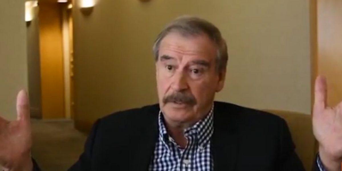 VIDEO: Fox se disculpa con Trump y lo invita de paseo a México