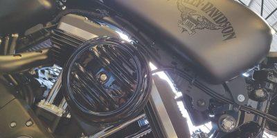 La potencia y estilo de la firma de Milwaukee son tentadoras para cualquier amante de los fierros. Foto:Harley-Davidson