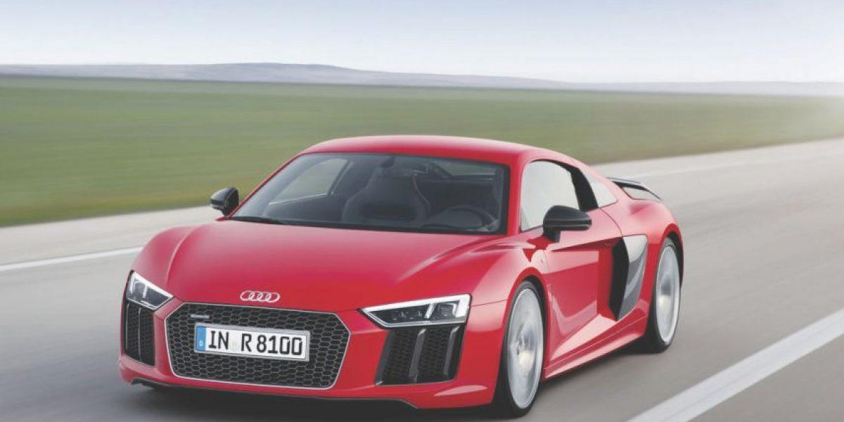 Audi acelera sus revoluciones: adrenalina a flor de piel