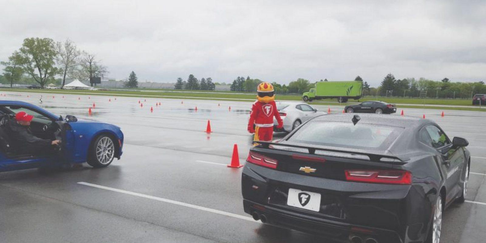 A la pista, no hay mejor manera de ver el desempeño de un neumático queen un circuito de carreras. Foto:Mario Rossi