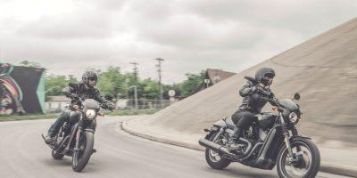 Antes de dominar los corceles de acero debes dominar técnicas de manejo y seguridad en una motocicleta, de ahí la valía de este curso Foto:Harley-Davidson