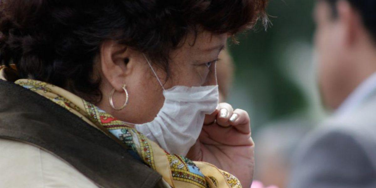 Contaminación deja mil 350 enfermos en Edomex