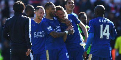 Leicester se coronó por primera vez en la Champions League Foto:Getty Images