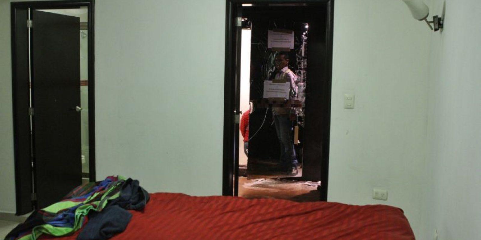 Dentro de la casa murieron 5 escoltas de Guzmán Loera Foto:cuartoscuro