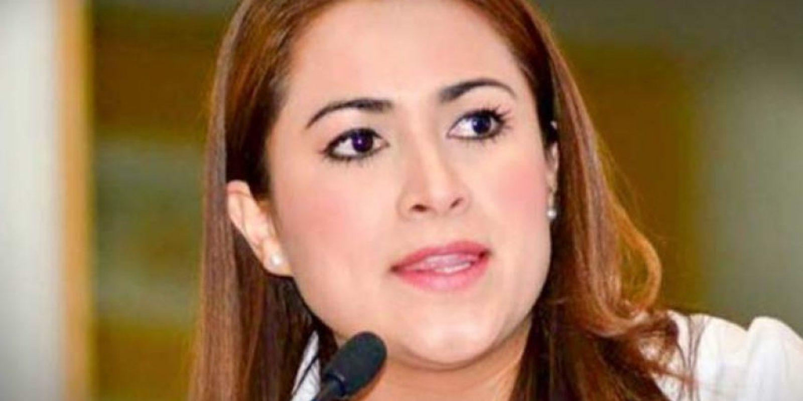 Teresa Jiménez busca la alcaldía de Aguascalientes Foto:Internet