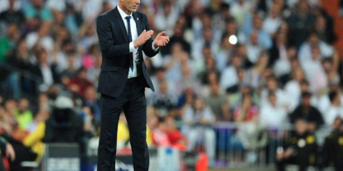 Zidane felicita al Madrid, pero muestra mesura: