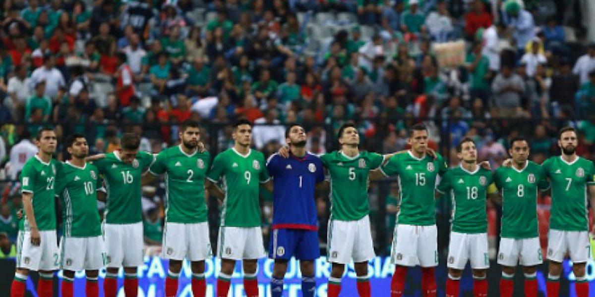 El Tricolor sigue en el puesto 16 del ranking de FIFA