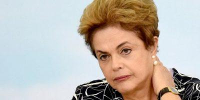 Senadores deciden el futuro de Dilma Rousseff Foto:AFP