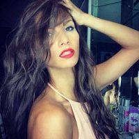 Carolina Dementiev es una modelo y atleta panameña. Foto:Vía instagram.com/cdementiev