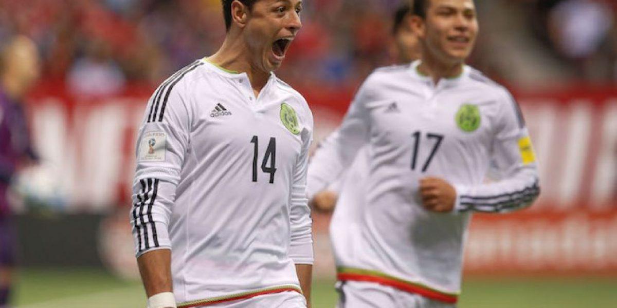¡Sueño a lo grande! Chicharito quiere ganar un Mundial con el Tri