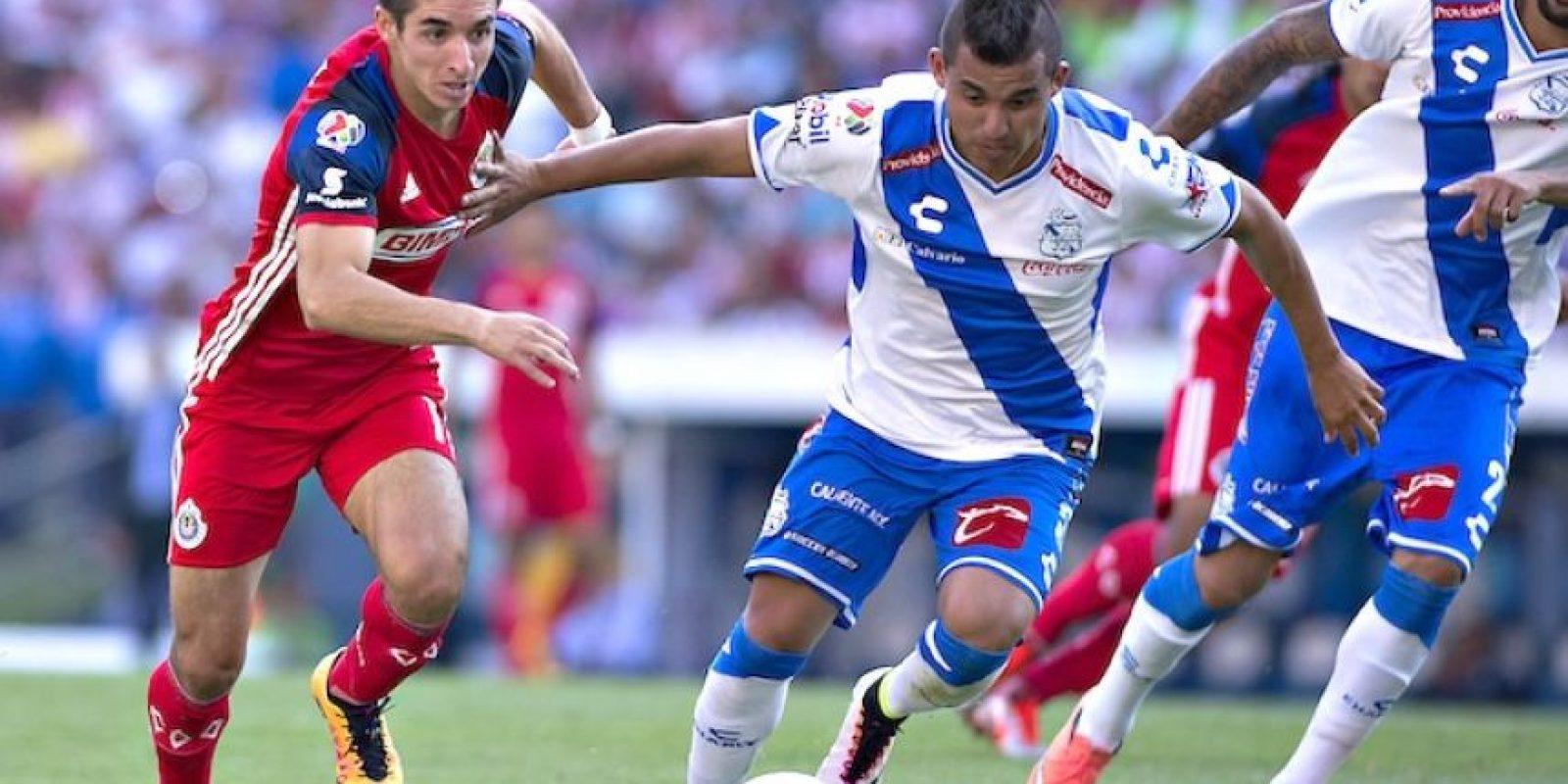 Chivas y Puebla cambiarían el horario de sus partidos de local para el Apertura 2016. Foto:Mexsport