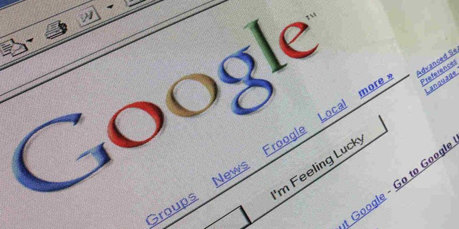 Google podría saber más de nosotros que nuestra propia familia. Foto:Getty Images