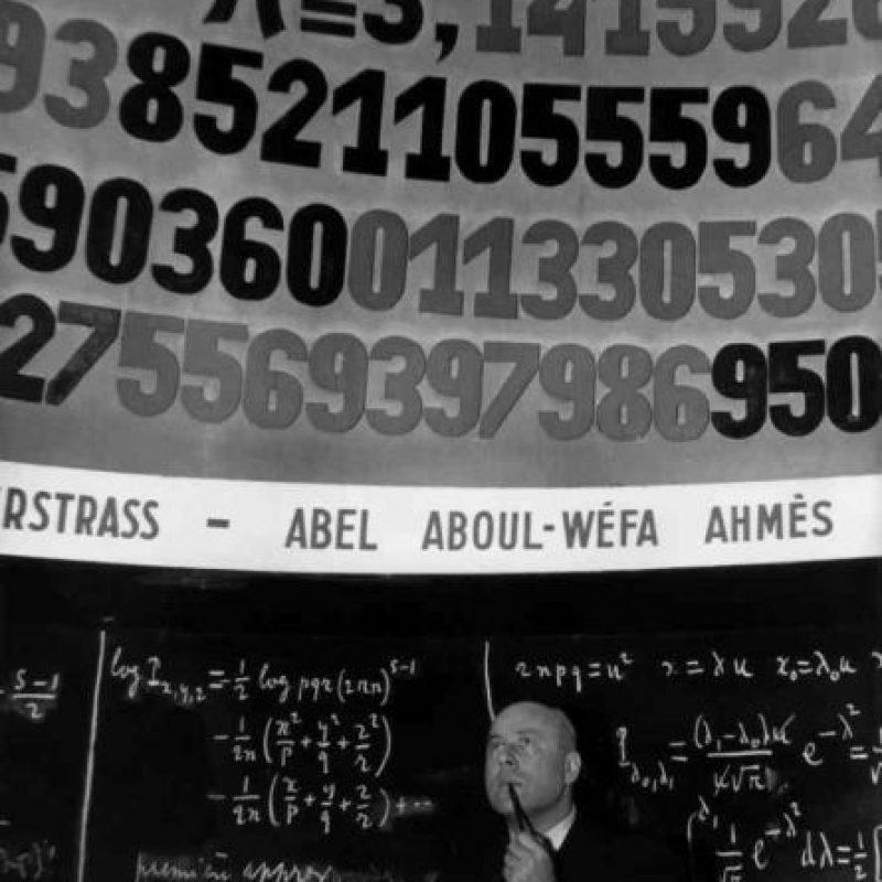 Los humanos usamos números para expresar un sinfín de cosas. Foto:Getty Images
