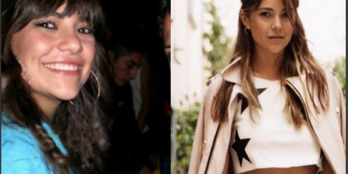 FOTOS: El antes y después de la guapa ex novia de Chicharito