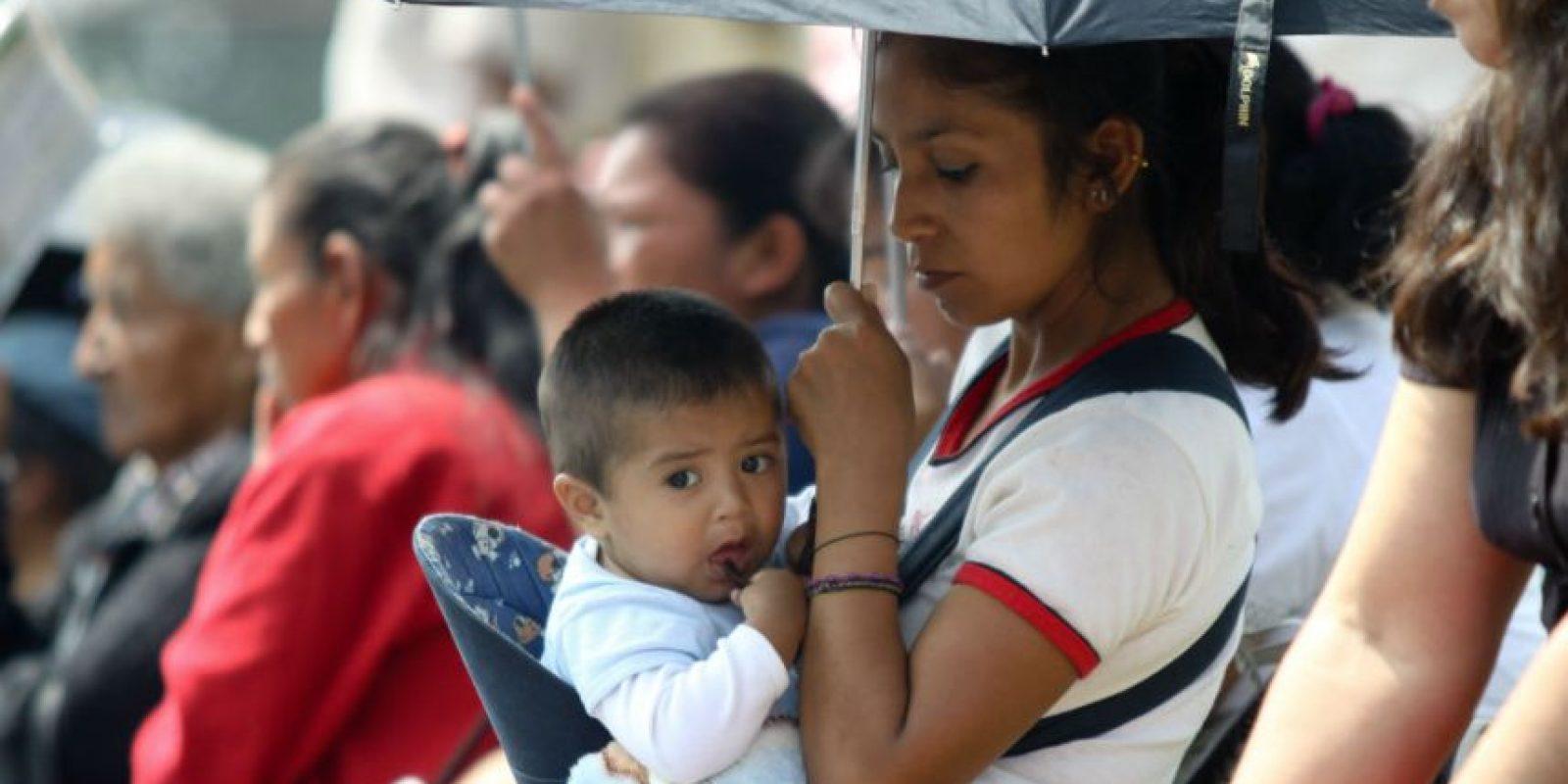 El matrimonio de niñas es alarmante en los estados de Chiapas, Guerrero y Veracruz Foto:Cuartoscuro