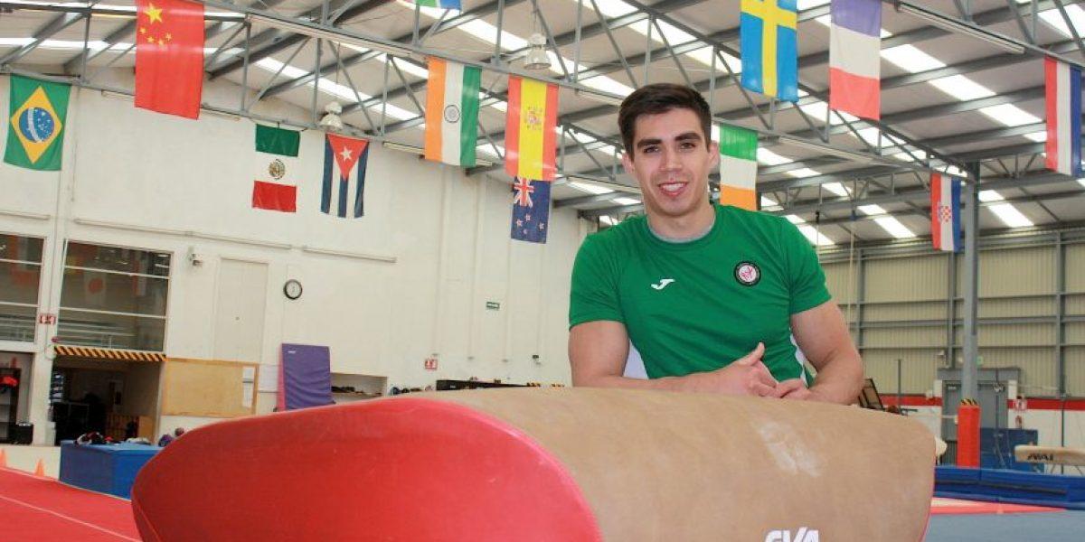 Daniel Corral, el gimnasta olímpico que busca inspirar a nuevas generaciones