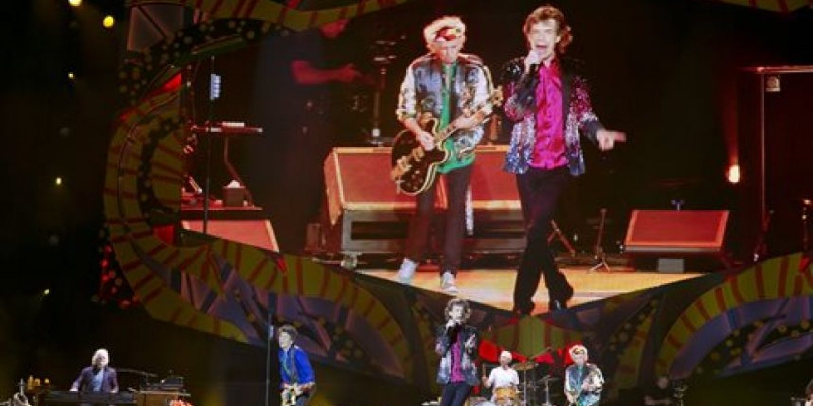 The Rolling Stones Foto: AP