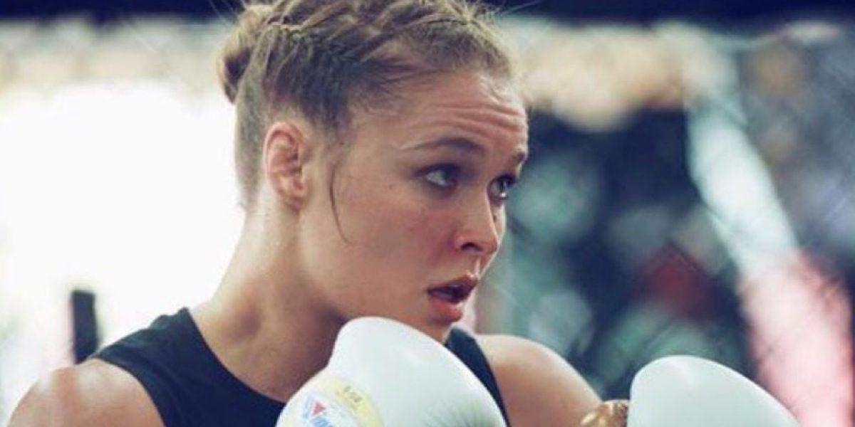 La conmovedora promesa de Ronda Rousey a una enferma de cáncer