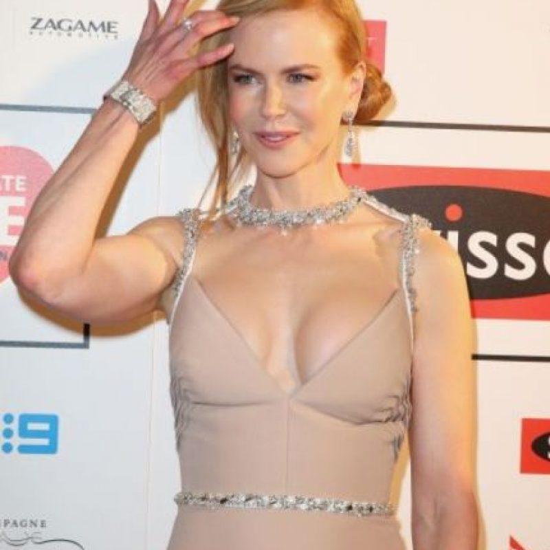 Nicole Kidman ha confesado tener momentos de pánico. Foto:Getty Images