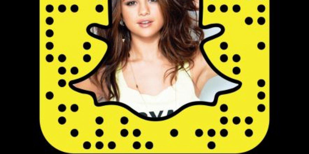 Nueve cuentas de Snapchat de famosos que no te puedes perder