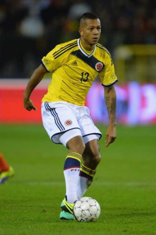 Colombia: Fredy Guarín Foto: Getty Images
